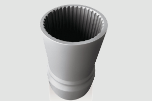 Auotomotive extrusion parts