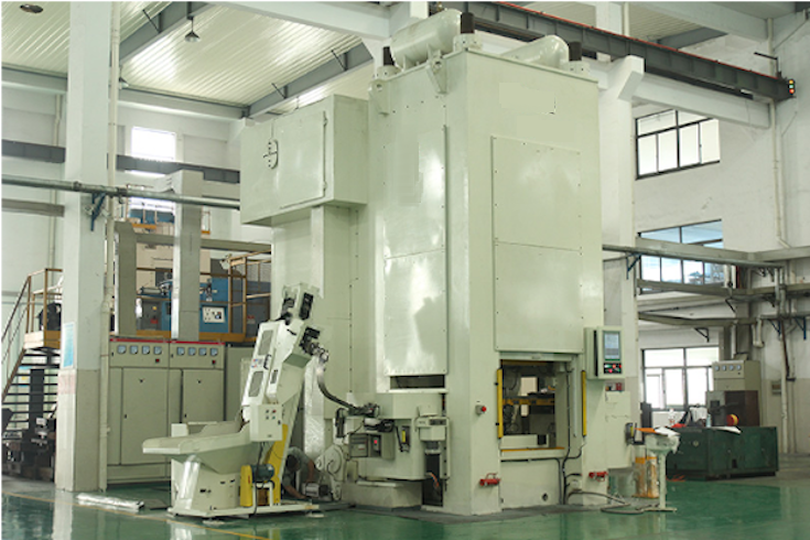 Cold Temperature Forging Press 1250t